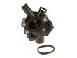 Professional Parts Sweden Engine Coolant Thermostat / Water Outlet Assembly