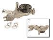 ACDelco Engine Water Pump