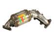 DEC Exhaust Manifold