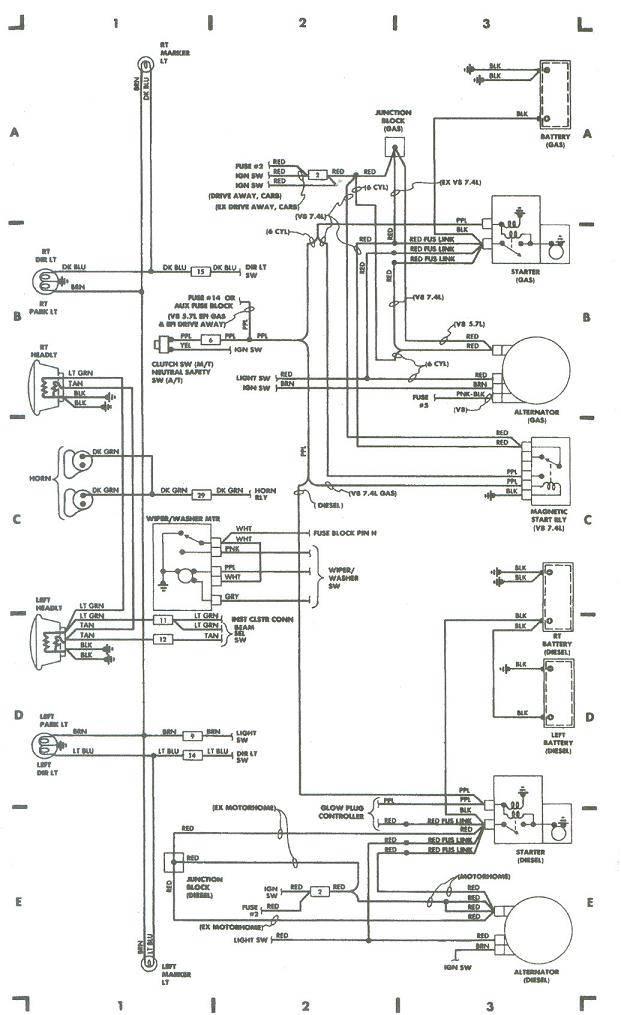 gmc alternator