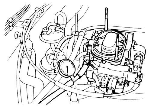Nissan Carburetor