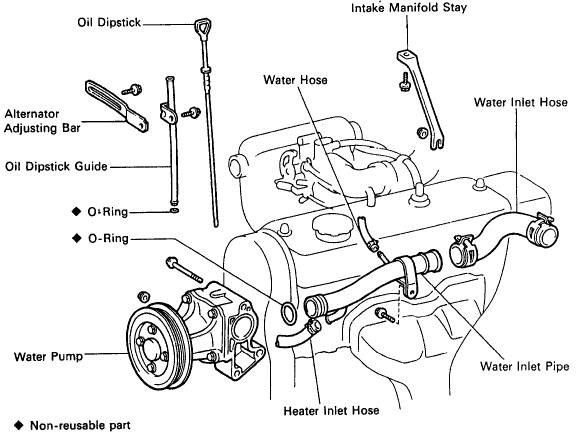Ford 6 0 Egr System Diagram further 2000 Camry Front Suspension Diagram furthermore 1991 Toyota Tercel Engine Diagram likewise Diagram Of Toyota Camry Exhaust in addition Base. on toyota tercel exhaust parts diagram