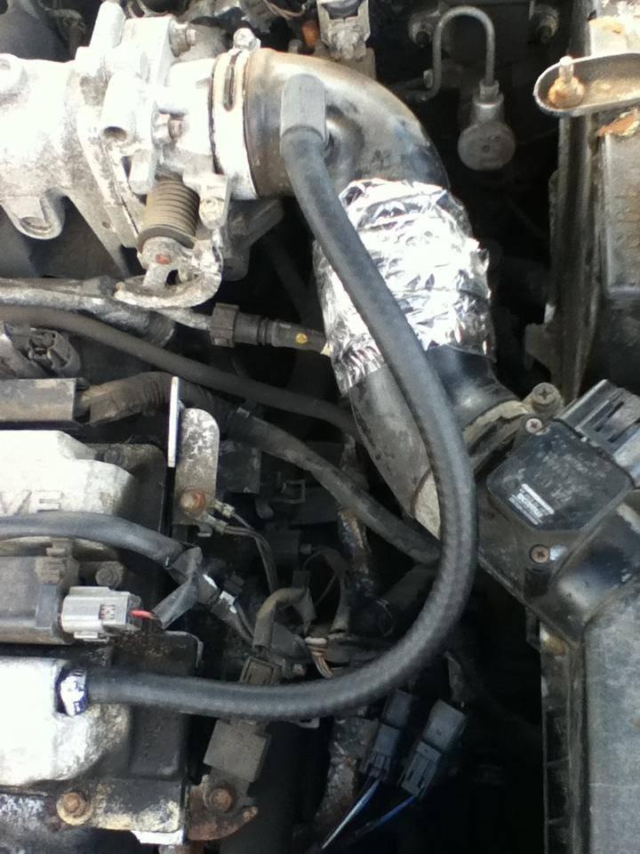 Mazda Protege Air Filter