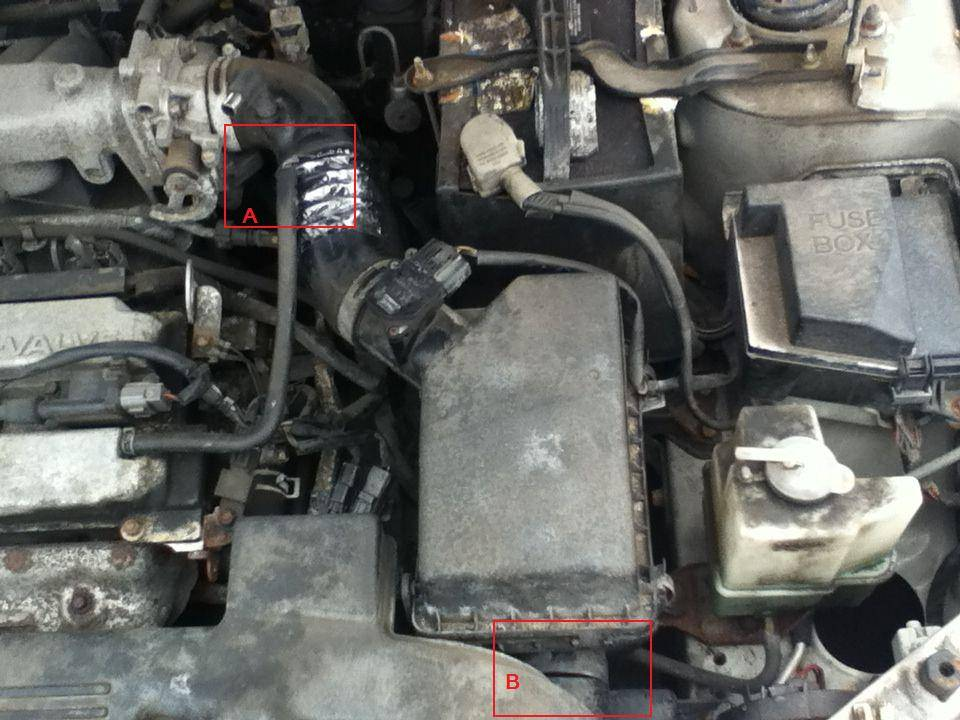 2002 mazda millenia fuel filter location 2002 mazda