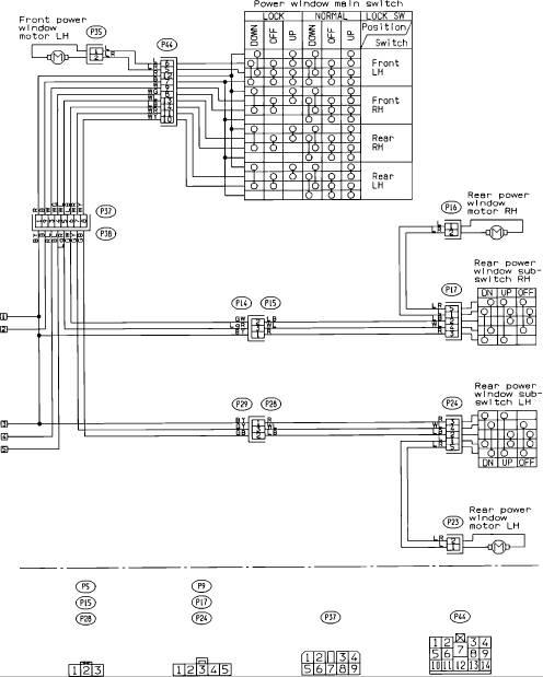 Subaru Legacy Window Switch Wiring Diagrams -Rtv 1100 Wiring Diagram | New  Book Wiring DiagramNew Book Wiring Diagram
