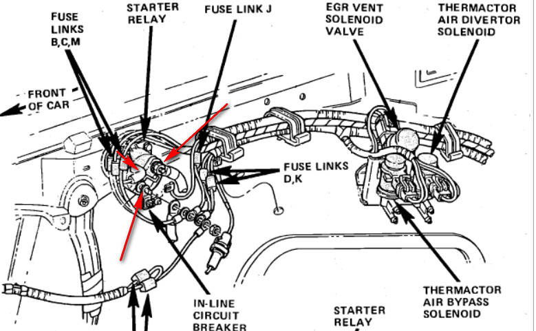 lincoln mark viii wiring diagram  lincoln  auto wiring diagram
