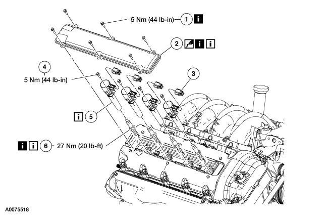 lincoln ls ignition coil Lincoln LS Intake Diagram they not only contain the coils themselves, but also seal the cavity where the coils reside from water and dirt