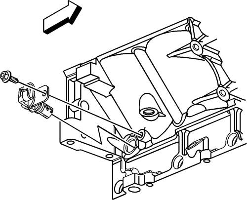 Cadillac Crankshaft Position Sensor