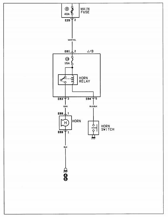 12v Relay Wiring Diagram Light