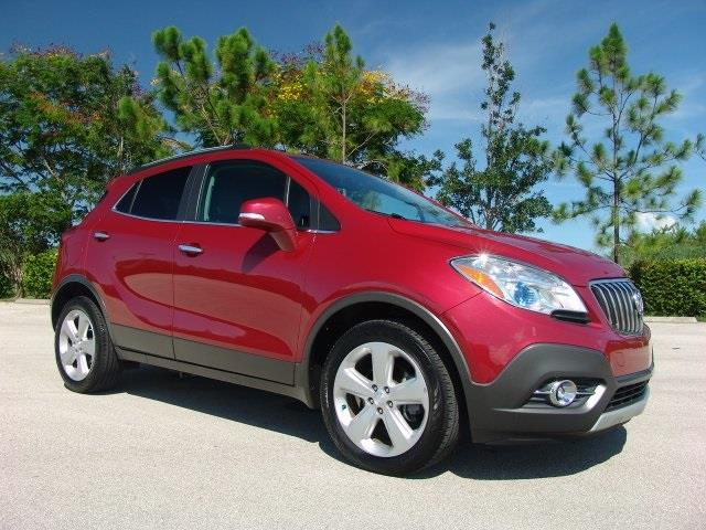 buick encore Parts