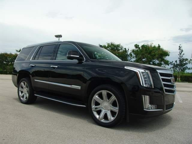 cadillac escalade Parts