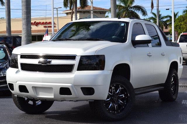chevrolet avalanche Parts